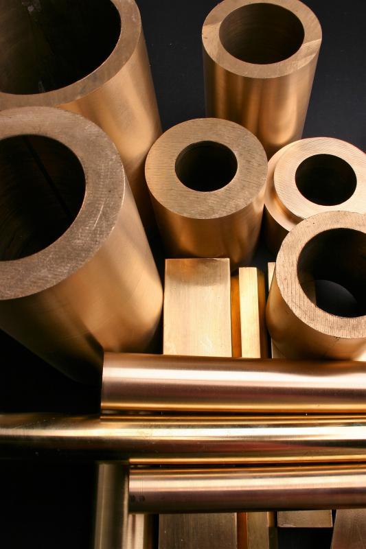 Ligas de bronze fosforoso