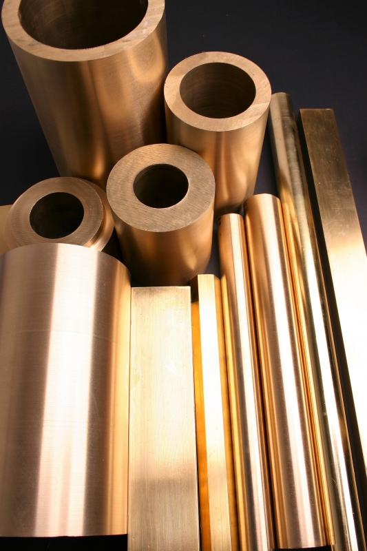 Tarugo de bronze fosforoso